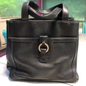 Handbags - Villager/ Liz Claiborne Black Handbag